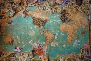 world-map-and-money